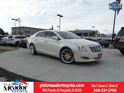 Used 2013 Cadillac XTS For Sale at Courtesy Ford & Lincoln | VIN:  2G61T5S31D9187750