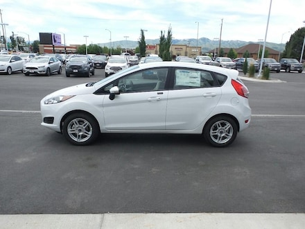 Featured new 2019 Ford Fiesta SE Hatchback for sale in Pocatello, ID