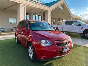 2015 Chevrolet Captiva Sport 1LT Wagon 3GNAL3EKXFS503079