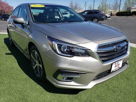 Featured used 2019 Subaru Legacy Limited Sedan 4S3BNAN62K3035251 for sale in Pocatello, ID