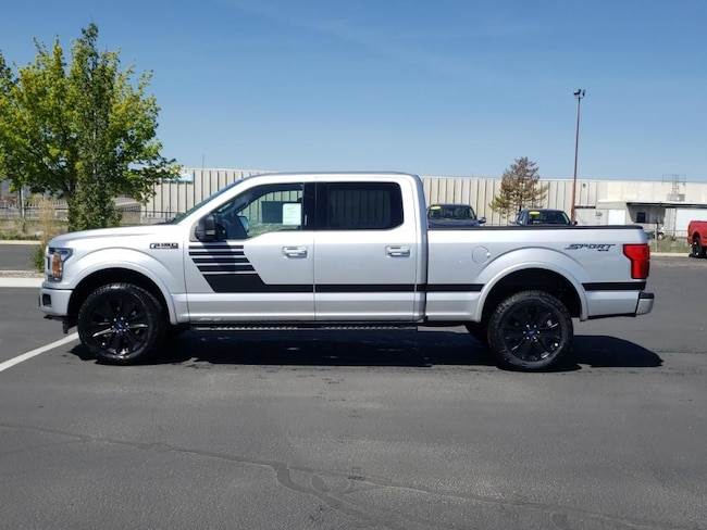 New 2019 Ford F-150 XLT Cab; Styleside; Super Crew for sale/lease in Pocatello, IL