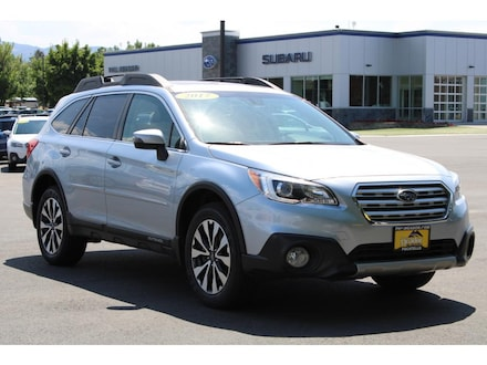 Featured used 2017 Subaru Outback Limited Wagon 4S4BSENC5H3325820 for sale in Pocatello, ID