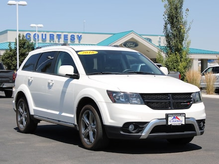 Featured used 2016 Dodge Journey Crossroad Wagon 3C4PDDGG1GT213243 for sale in Pocatello, ID