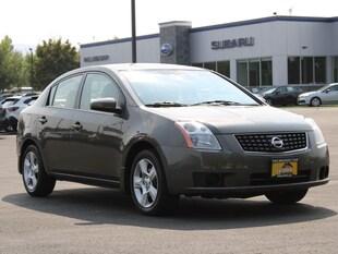 2007 Nissan Sentra 2.0 S Sedan 3N1AB61E37L616271