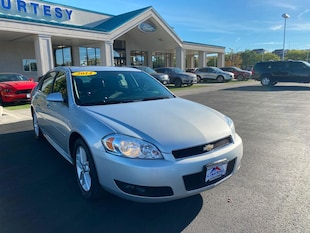 2014 Chevrolet Impala Limited LTZ Sedan 2G1WC5E33E1184873