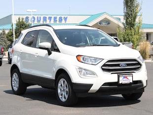 2020 Ford EcoSport SE Wagon