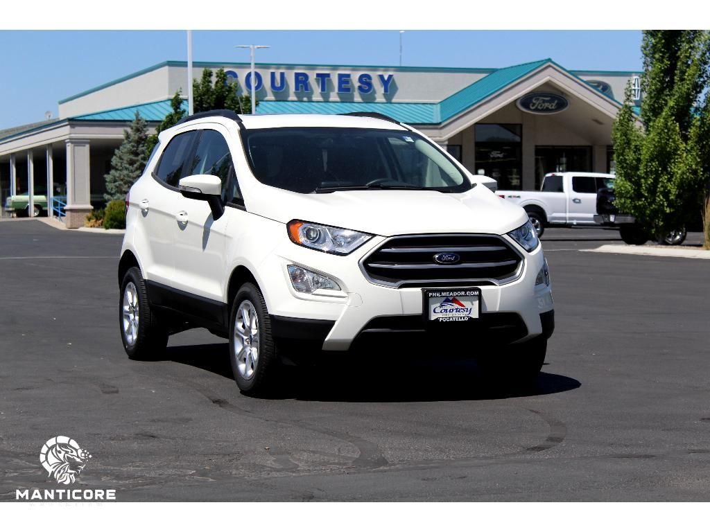2020 Ford EcoSport Wagon
