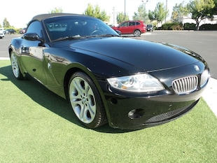 2005 BMW Z4 3.0i Convertible; Roadster 4USBT53595LU10624