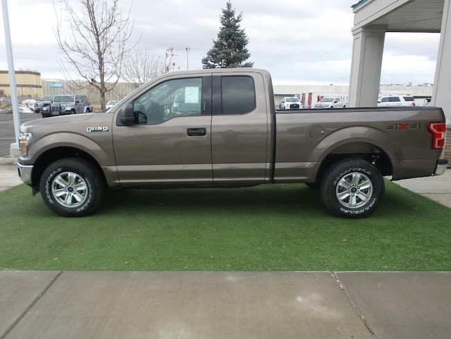 New 2019 Ford F-150 XLT Cab; Super Cab; Styleside for sale/lease in Pocatello, IL