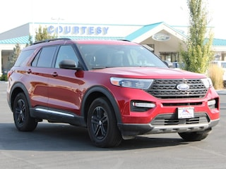 2020 Ford Explorer XLT Wagon