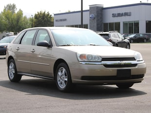 2005 Chevrolet Malibu Maxx LS Hatchback 1G1ZT628X5F299272