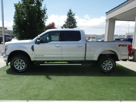 Featured new 2019 Ford Superduty F-350 XLT Truck for sale in Pocatello, ID