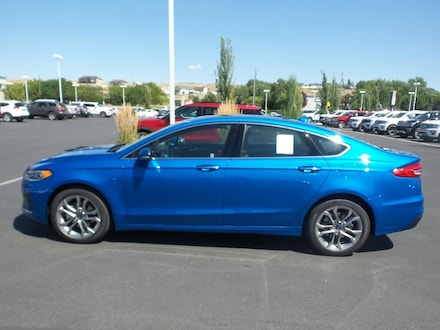 Featured new 2019 Ford Fusion SEL Sedan for sale in Pocatello, ID