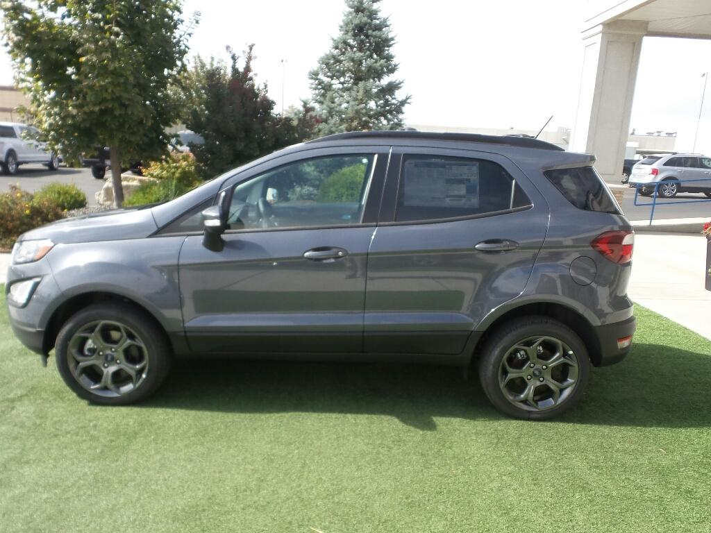 2018 Ford EcoSport SES Wagon MAJ6P1CL3JC225150