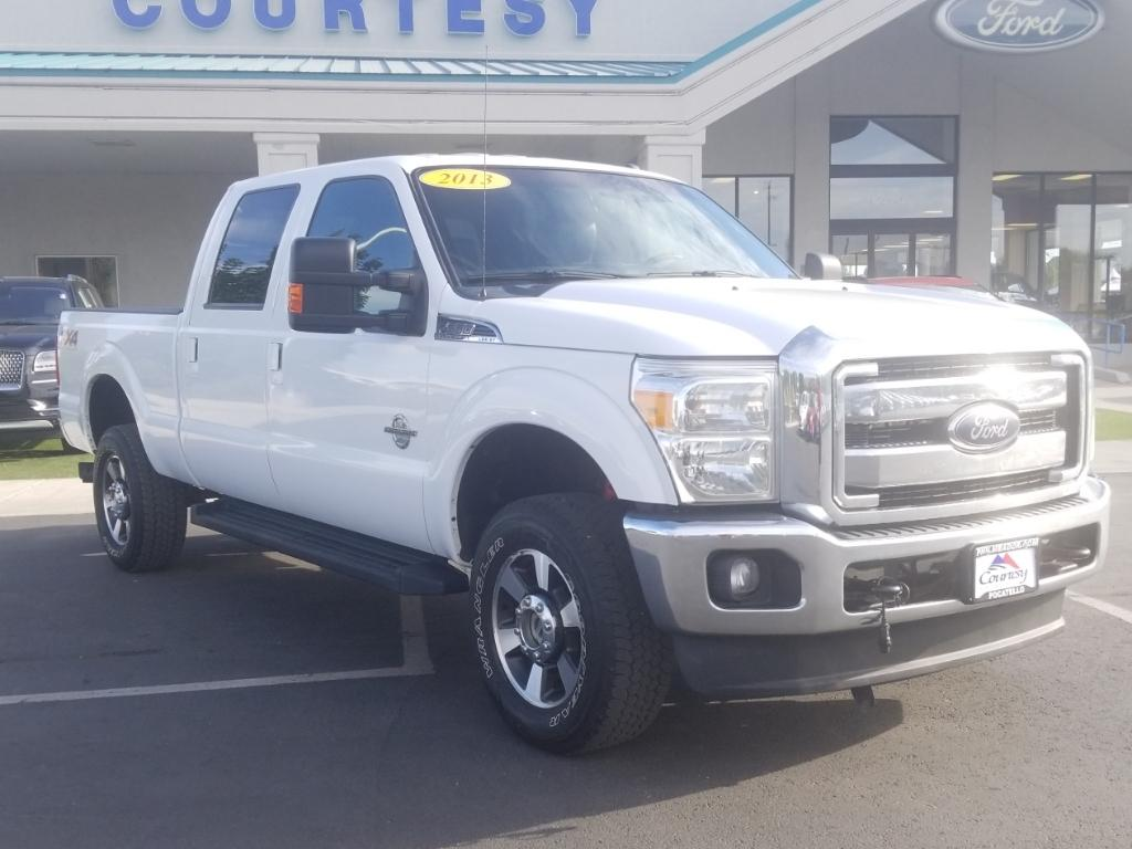 Featured used 2013 Ford F-350 Cab; Crew 1FT8W3BT1DEA25525 for sale in Pocatello, ID
