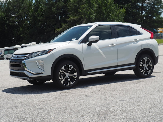 New 2018 Mitsubishi Eclipse Cross 1.5 SE CUV near Atlanta