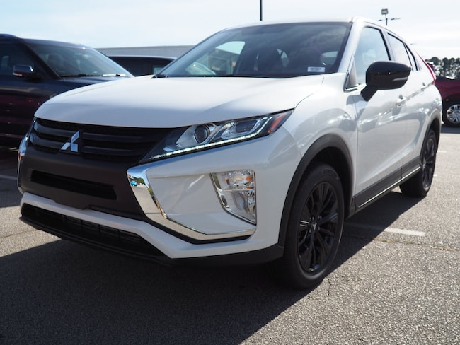 New 2019 Mitsubishi Eclipse Cross LE LE S-AWC near Atlanta