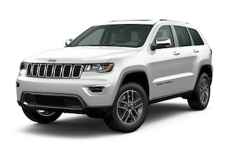 New 2020 Jeep Grand Cherokee LIMITED 4X4 Sport Utility in Altoona, PA