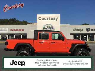 New 2020 Jeep Gladiator SPORT S 4X4 **Add $9,940 for Lift**  Crew Cab in Altoona, PA