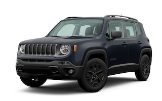 New 2020 Jeep Renegade UPLAND 4X4 Sport Utility in Altoona, PA
