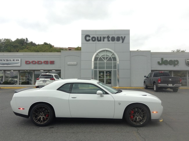 New 2018 Dodge Challenger SRT HELLCAT Coupe For Sale/Lease Altoona, PA
