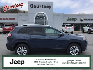 New 2020 Jeep Cherokee LATITUDE 4X4 Sport Utility in Altoona, PA