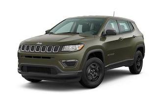 New 2020 Jeep Compass SPORT 4X4 Sport Utility in Altoona, PA