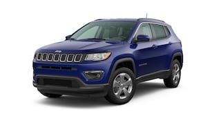 New 2020 Jeep Compass LATITUDE 4X4 Sport Utility in Altoona, PA