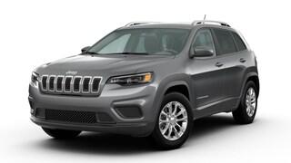 New 2020 Jeep Cherokee LATITUDE 4X4 Sport Utility in Altoona, PA