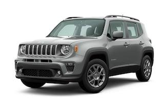 New 2020 Jeep Renegade LATITUDE 4X4 Sport Utility in Altoona, PA