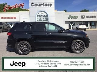New 2020 Jeep Grand Cherokee LIMITED X 4X4 Sport Utility in Altoona, PA