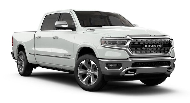 New 2019 Ram 1500 LIMITED CREW CAB 4X4 6'4 BOX Crew Cab For Sale/Lease Altoona, PA