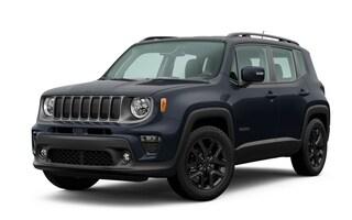 New 2020 Jeep Renegade ALTITUDE 4X4 Sport Utility in Altoona, PA