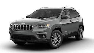 New 2021 Jeep Cherokee LATITUDE LUX 4X4 Sport Utility in Altoona, PA