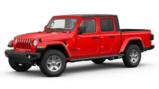 New 2020 Jeep Gladiator SPORT S 4X4 Crew Cab in Altoona, PA
