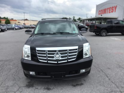Used 2010 Cadillac Escalade EXT For Sale | Altoona PA | VIN#  3GYVKNEF5AG218274