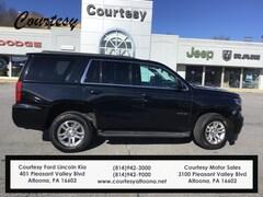 2015 Chevrolet Tahoe LT SUV