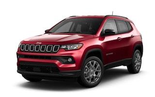 2022 Jeep Compass LATITUDE LUX 4X4 Sport Utility