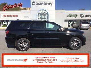 New 2020 Dodge Durango R/T AWD Sport Utility in Altoona, PA