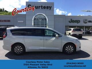 New 2019 Chrysler Pacifica TOURING L PLUS Passenger Van in Altoona, PA