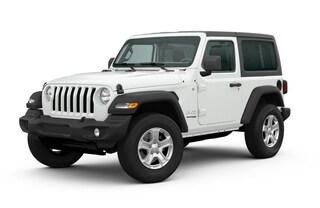 New 2020 Jeep Wrangler SPORT S 4X4 Sport Utility in Altoona, PA