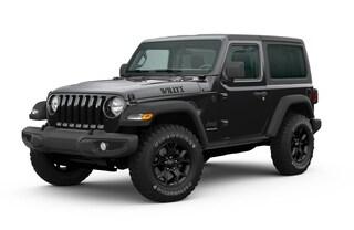 New 2020 Jeep Wrangler WILLYS SPORT 4X4 Sport Utility in Altoona, PA