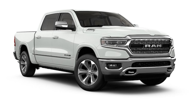 New 2019 Ram 1500 LIMITED CREW CAB 4X4 5'7 BOX Crew Cab For Sale/Lease Altoona, PA
