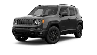 New 2019 Jeep Renegade UPLAND 4X4 Sport Utility in Altoona, PA