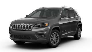 New 2019 Jeep Cherokee LATITUDE PLUS 4X4 Sport Utility in Altoona, PA