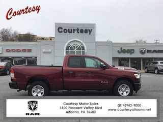 New 2019 Ram All-New 1500 TRADESMAN QUAD CAB 4X4 6'4 BOX ***Add $3,433 for L Quad Cab in Altoona, PA