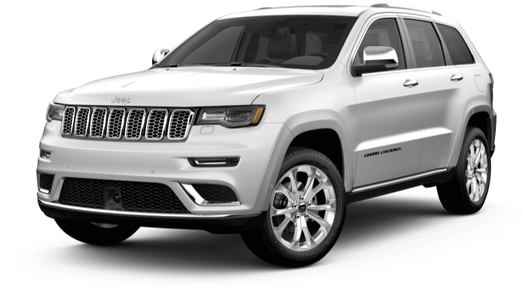 2020 Jeep Grand Cherokee Summit - Ivory
