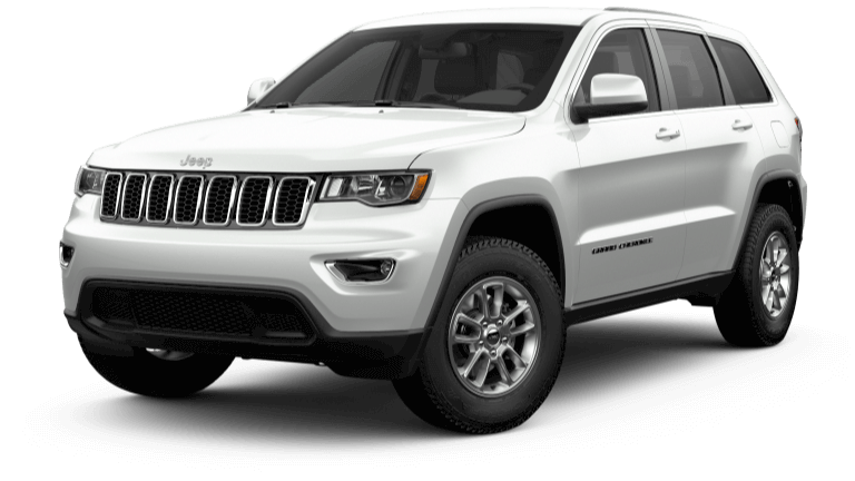 2020 Jeep Grand Cherokee Laredo E - Bright White