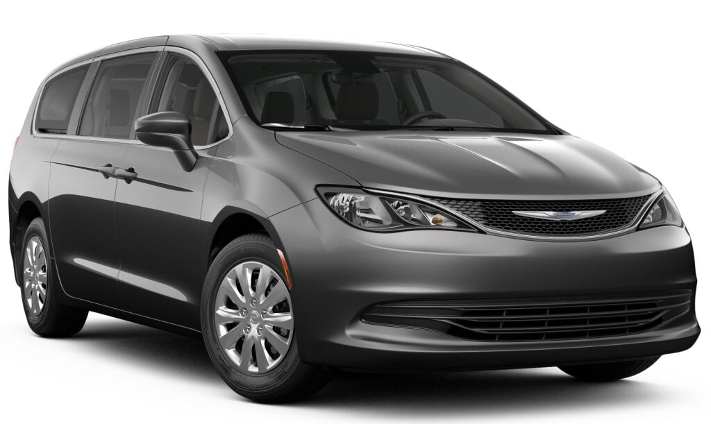 Featured new 2019 Chrysler Pacifica L Passenger Van for sale in Danville, IL