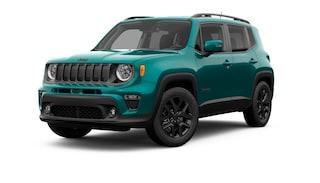 New 2019 Jeep Renegade ALTITUDE FWD Sport Utility in Danville, IL